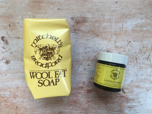 Mitchells Wool Fat Soap