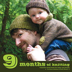 9 Months of Knitting by Tin Can Knits