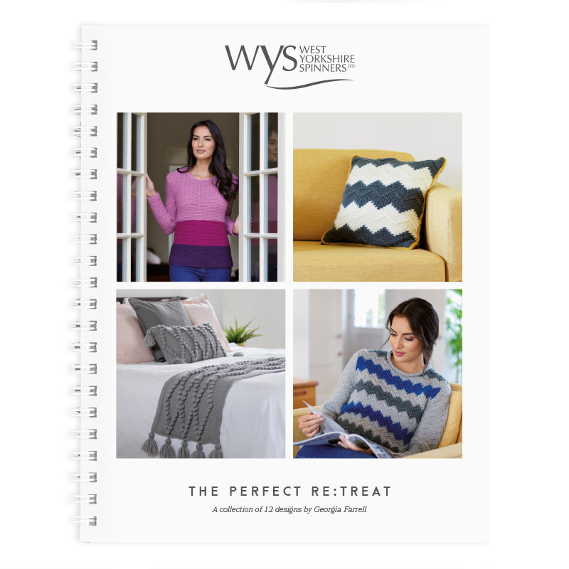 WYS RE:TREAT Pattern Book
