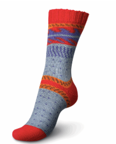 Regia - Colour & Design Line (Arne & Carlos) - 4 ply Sock Yarn