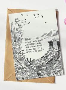 Greeting Cards from Becca Hall