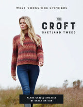 Load image into Gallery viewer, WYS - The Croft - Wild Shetland - Alana Sweater Kit