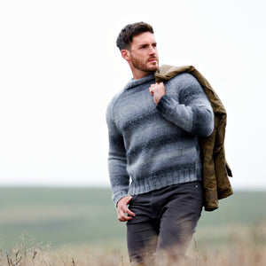 WYS - The Croft - Wild Shetland - Finlay Sweater Kit