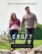 Load image into Gallery viewer, WYS - The Croft DK Pattern Book