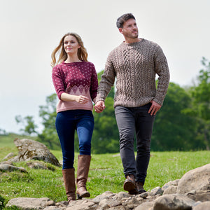 WYS - The Croft DK Pattern Book