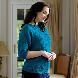 WYS Victoria Top - Individual Pattern for Exquisite Lace