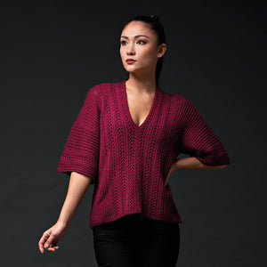 WYS Exquisite 4ply Pattern Book - Chloe Elizabeth Birch