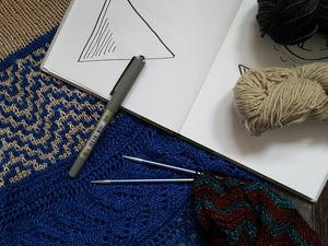Karie Westermann - Design Your Own Shawl (1/2 day course)