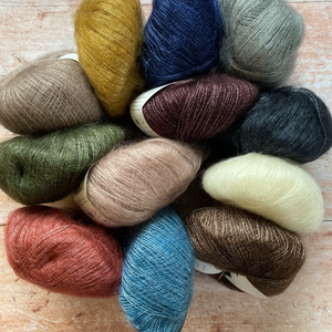 Onion Yarns - Silk & Kid Mohair