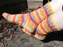Load image into Gallery viewer, Super Socks - Knit a Pair of Socks with Winwick Mum