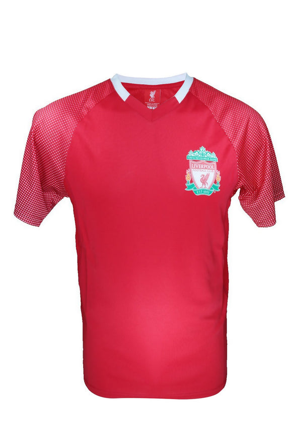 Icon Sports Womens Liverpool Officially Licensed Poly Soccer Shorts 02