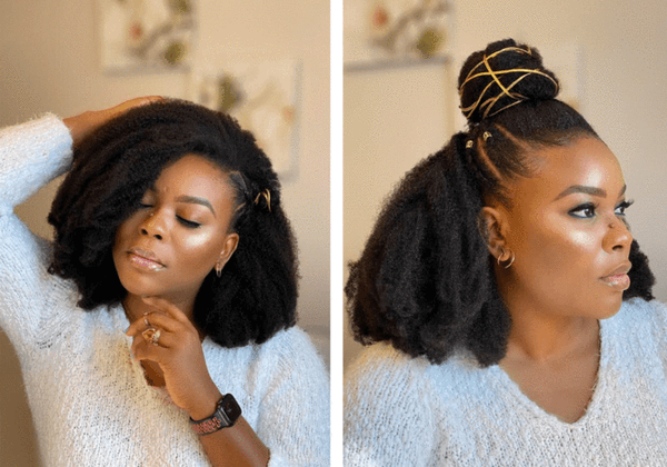 Professional Hair Stylist Review of Natural Girl Wigs Hair Textures