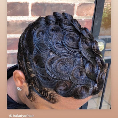 21 Techniques To Get Defined Curls For 3b 4c Hair Natural Girl Wigs