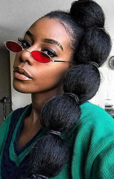 Easy Black Side Ponytail Hairstyles for 2019