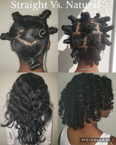 5 Ways To Straighten Natural Hair Without Heat Natural Girl Wigs