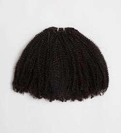 Afro Kinky Textured Weave - 4B/4C