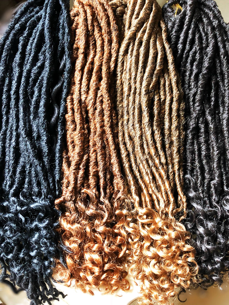 Crotchet Goddess Locs