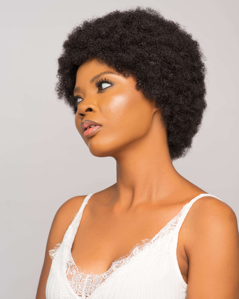 Wig Chi - Short Afro Curls