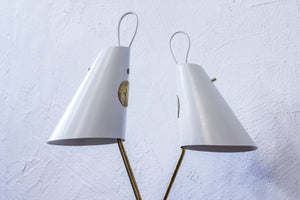 "Pair of ""B 90"" table lamps by Hans Agne jakobsson"