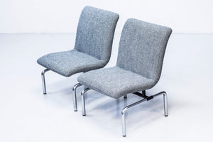 Danish easy chairs by Bondo Gravesen