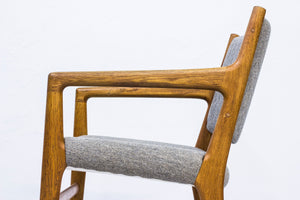 """JH507"" arm chairs designed by Hans J. Wegner"