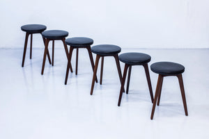 1960s Stools by Erik Buch