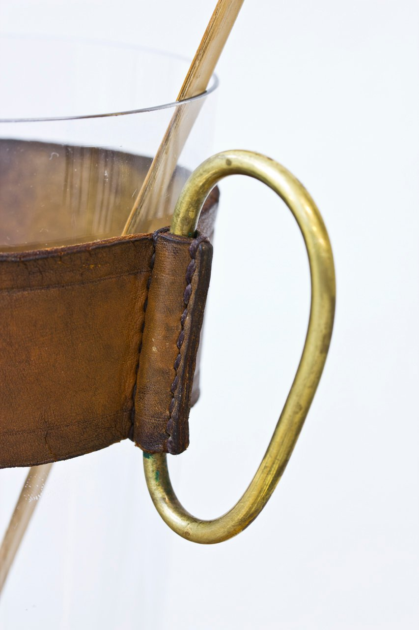 Rare 1950s pitcher by Carl Auböck