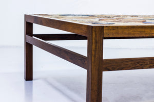 Sofa table by Tue Poulsen & Erik Wörtz