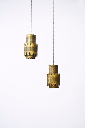 Pendant lamps by Svend Aage Holm Sørensen