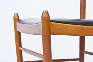 1950s Dining chairs by Vestervig Erikssen