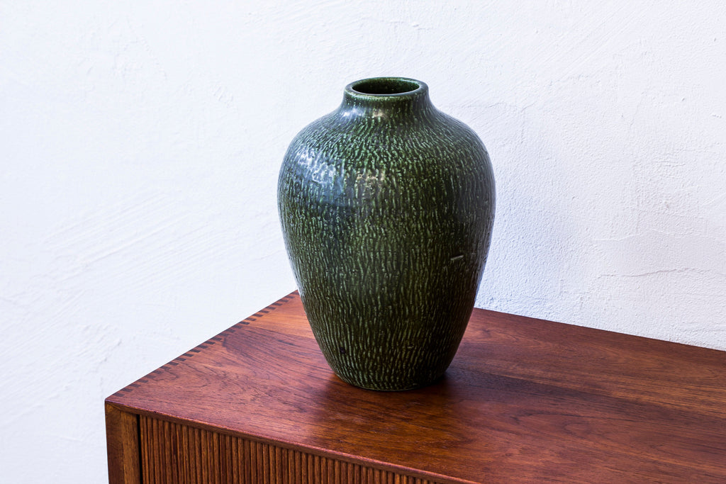 Floor vase by Gunnar Nylund and Nymølle