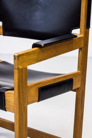 Rare arm chair by Sven Kai Larsen