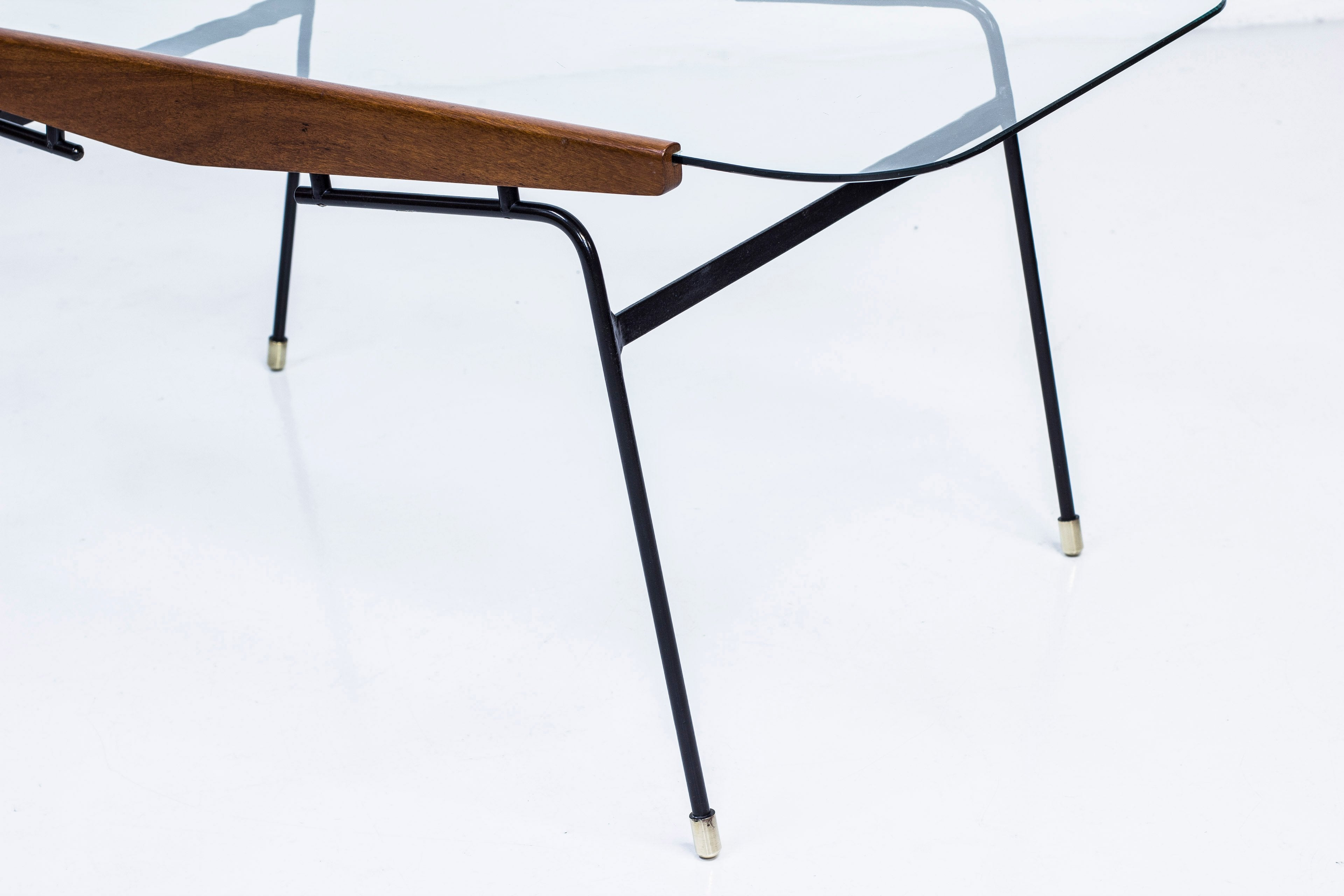 Swedish sofa table from the 1950s