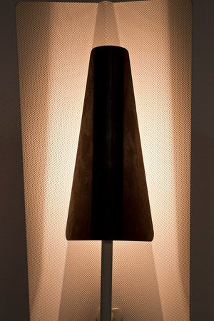 Swedish floor lamp attributed to Börge Lindau