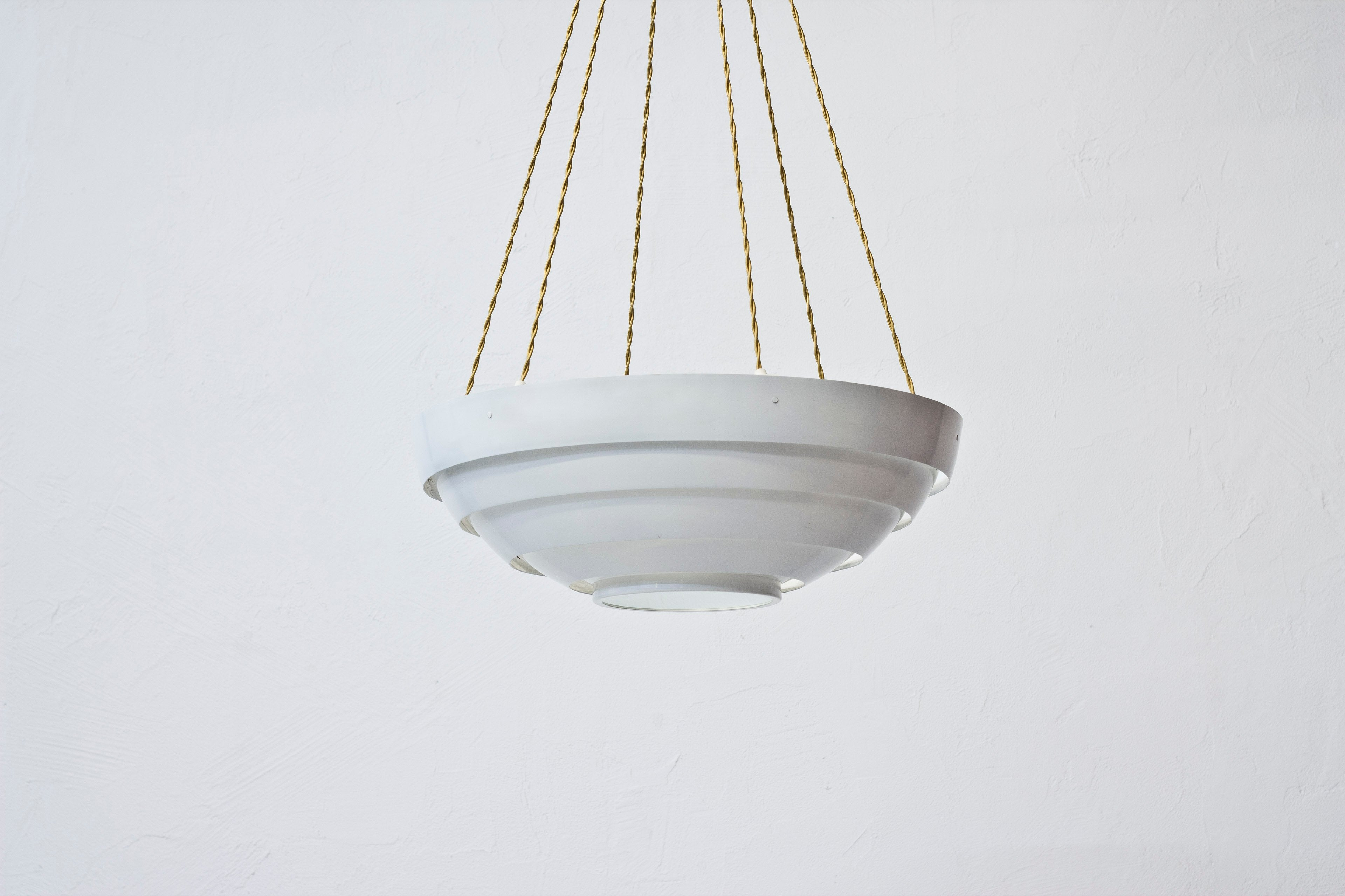 Ceiling lamp attributed to Hans Agne jakobsson