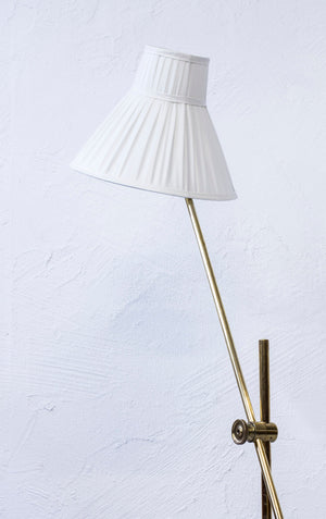Floor lamp by Hans Bergström for ASEA