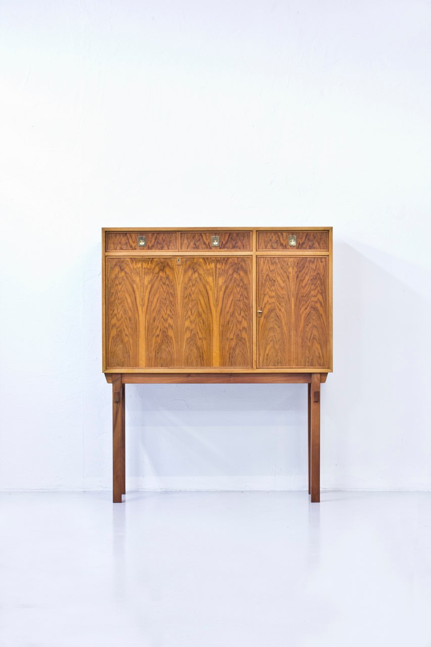 Swedish 1960s Secrétaire/bar cabinet