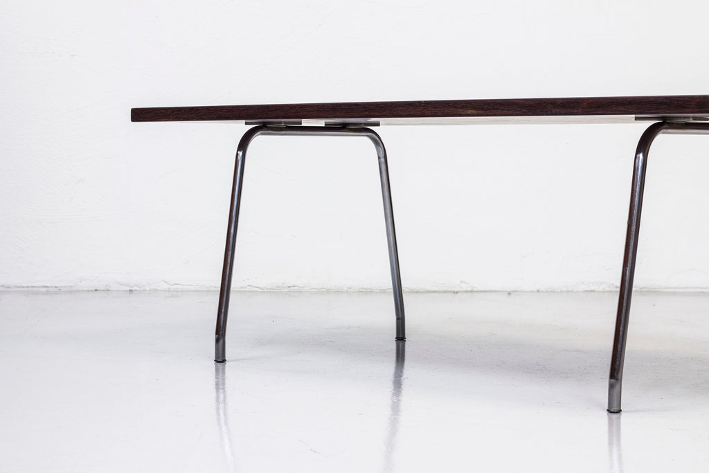 """AT 13"" rosewood coffee table by Hans J. Wegner"
