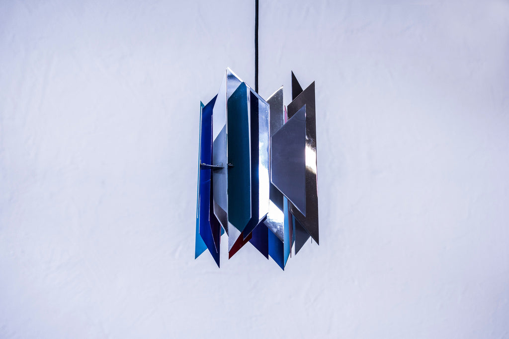 """DIVAN-2"" Ceiling lamp by Simon P. Henningsen"