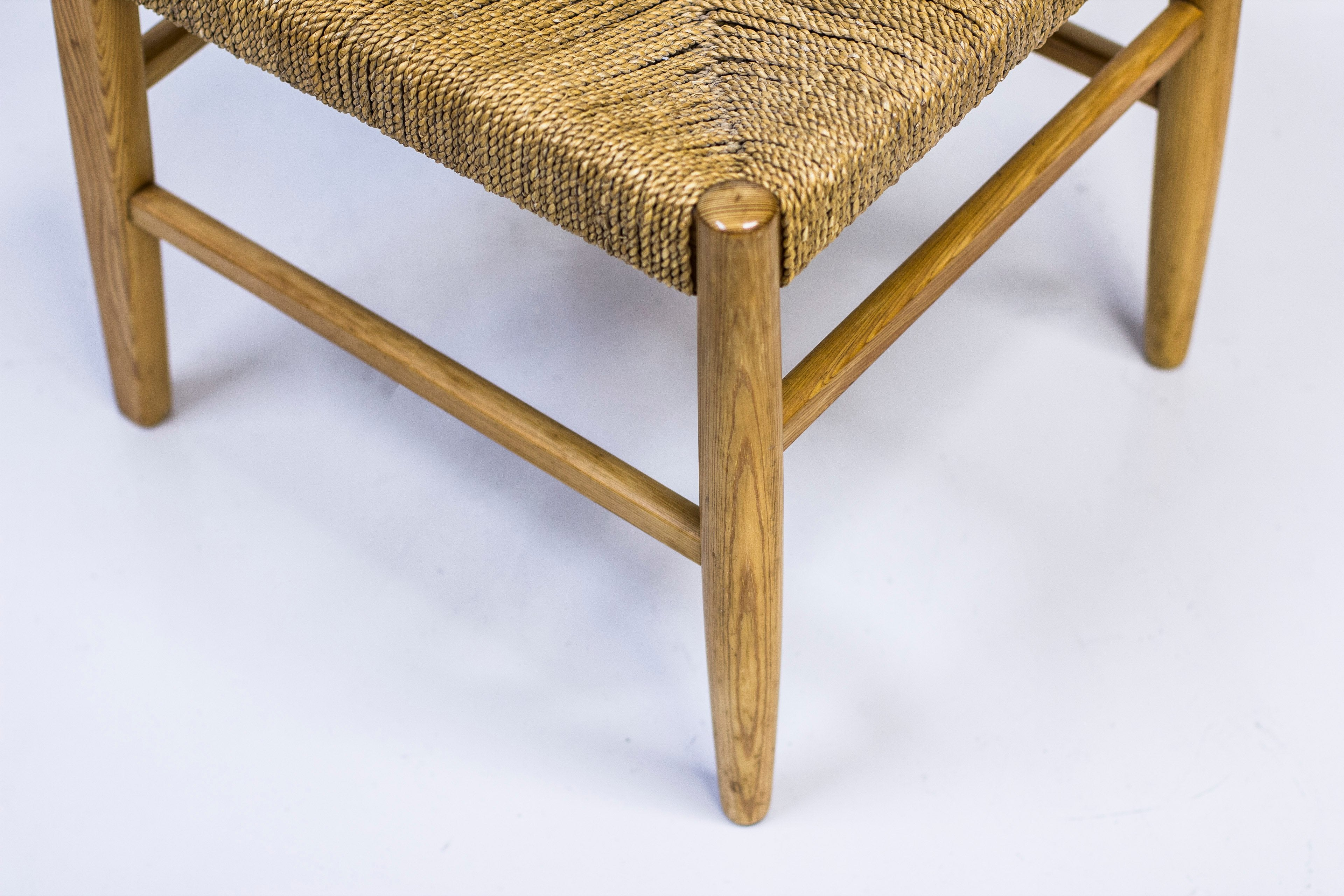 Norwegian dining chairs by Harry Moen