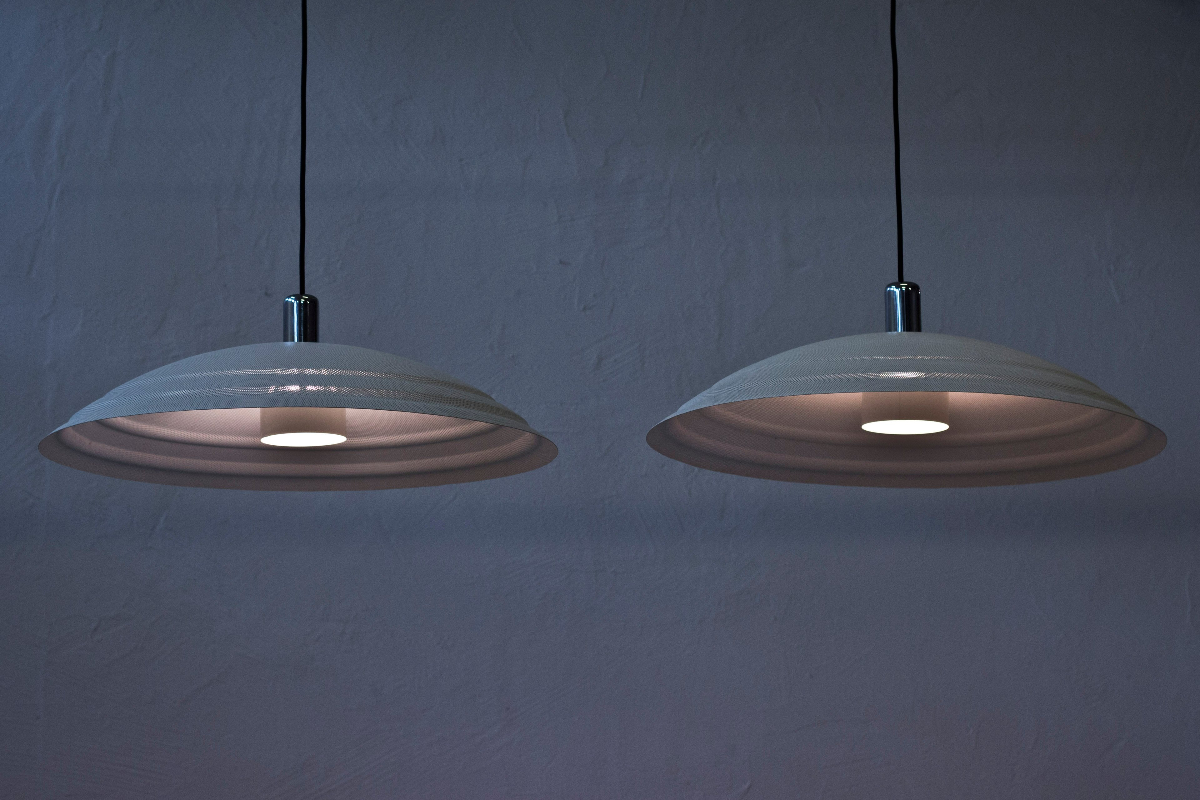 Ceiling lamps by Lindau & Lindekrantz