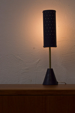 Table lamp attributed to Holms Sørensen