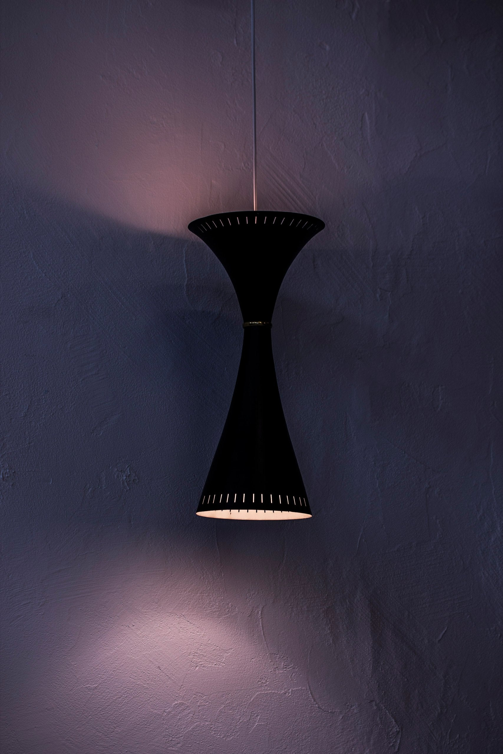 """Diabolo"" ceiling lamp from ASEA belysning"