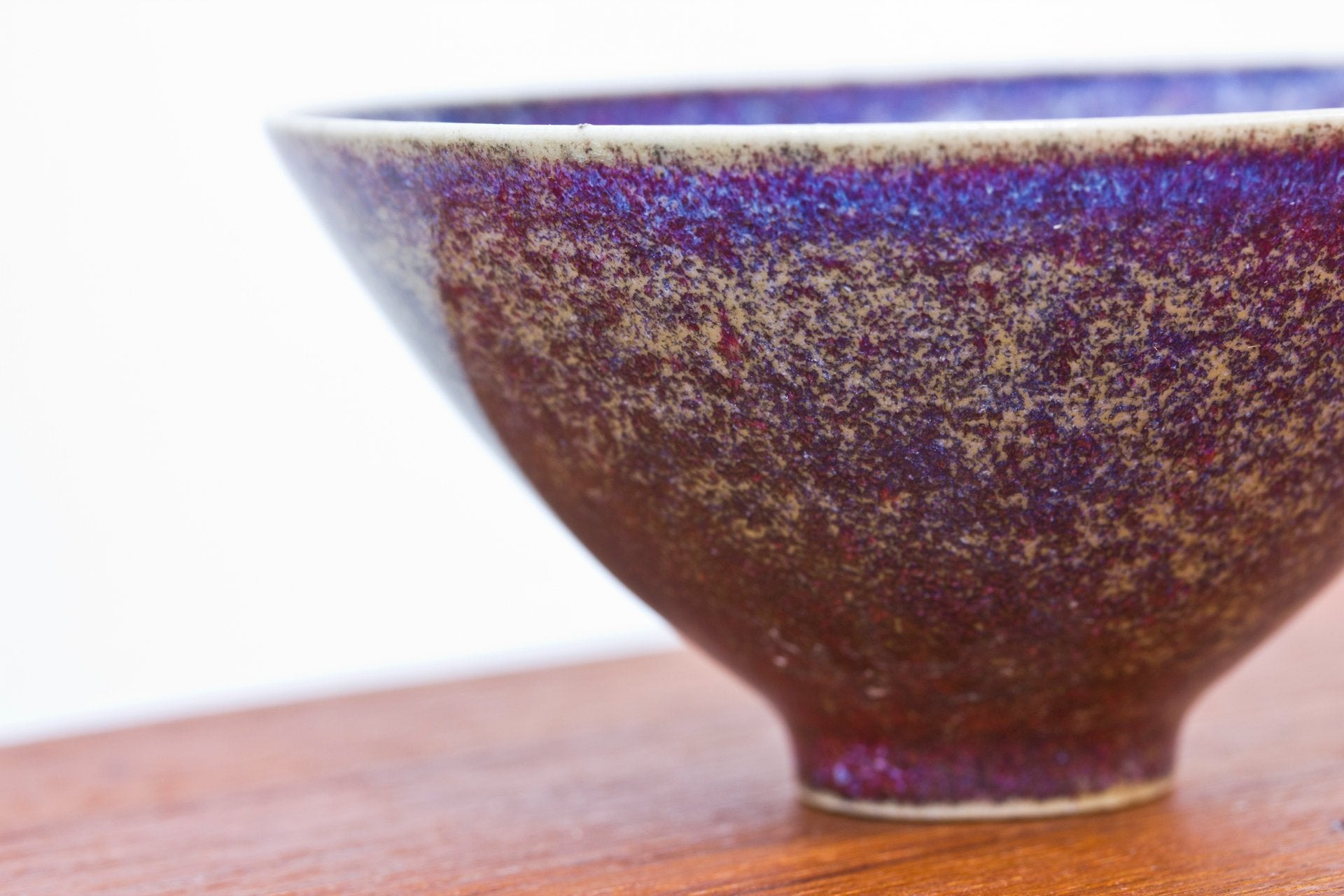Swedish stoneware bowl by Sven Wejsfelt