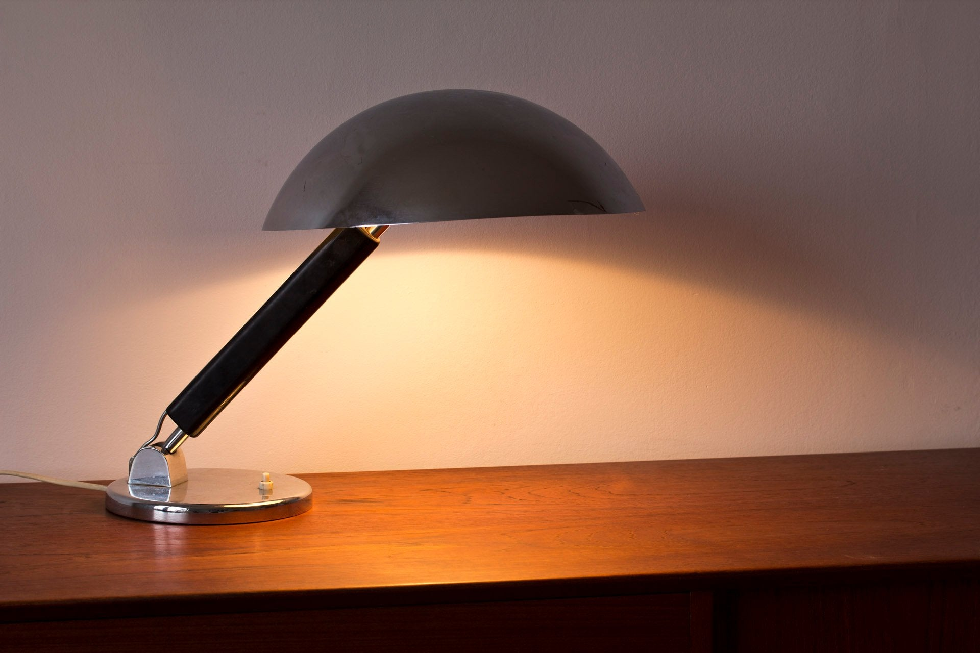 Table lamp by Karl Trabert