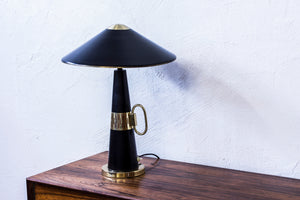 Table lamp attributed to Svend Aage Holm Sørensen