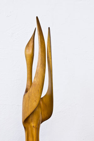 Sculpture by Sakari Pykälä