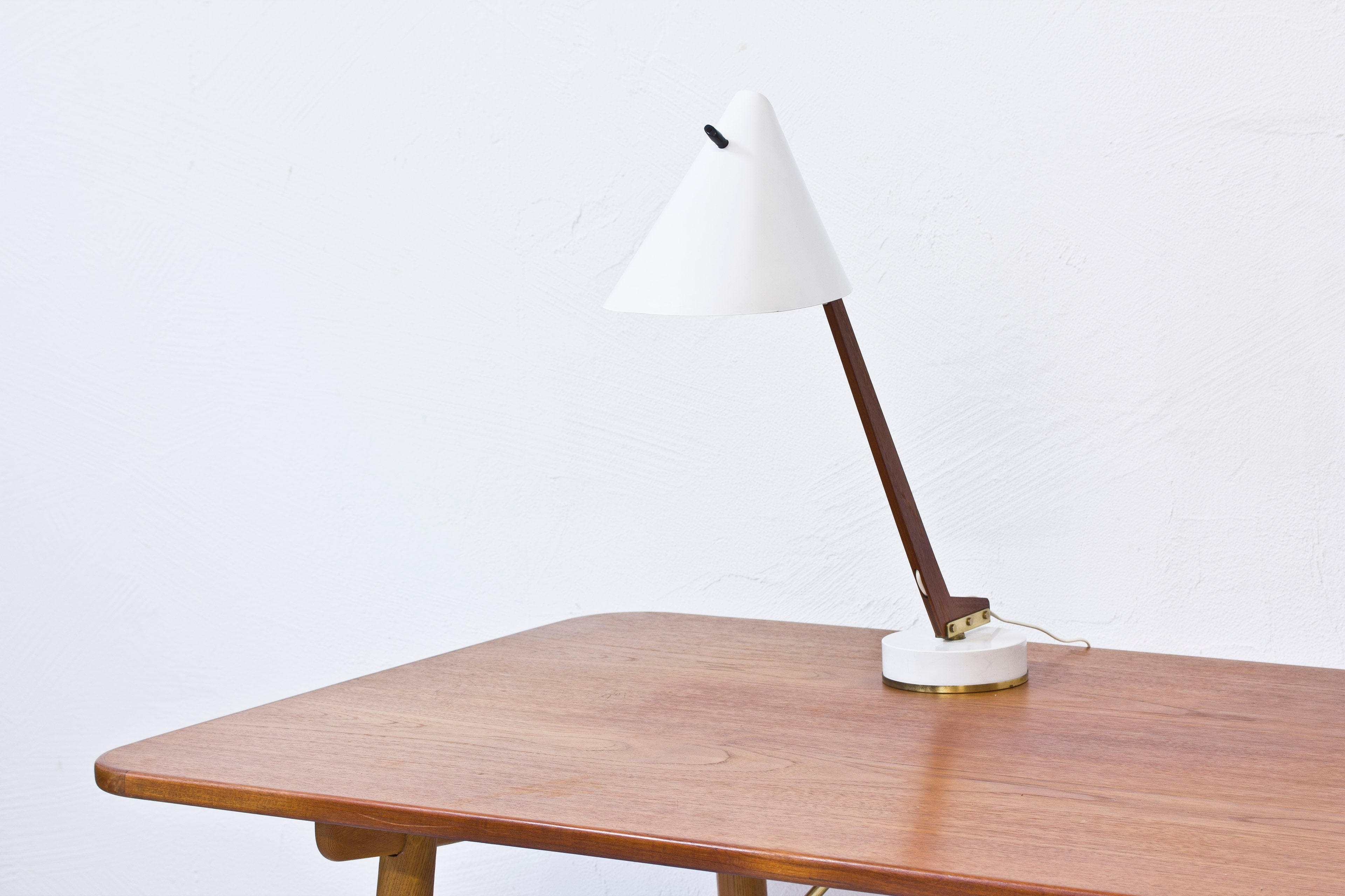 Table lamp by Hans Agne Jakobsson