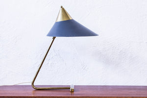 1950s table lamp by Svend Aage Holm Sørensen