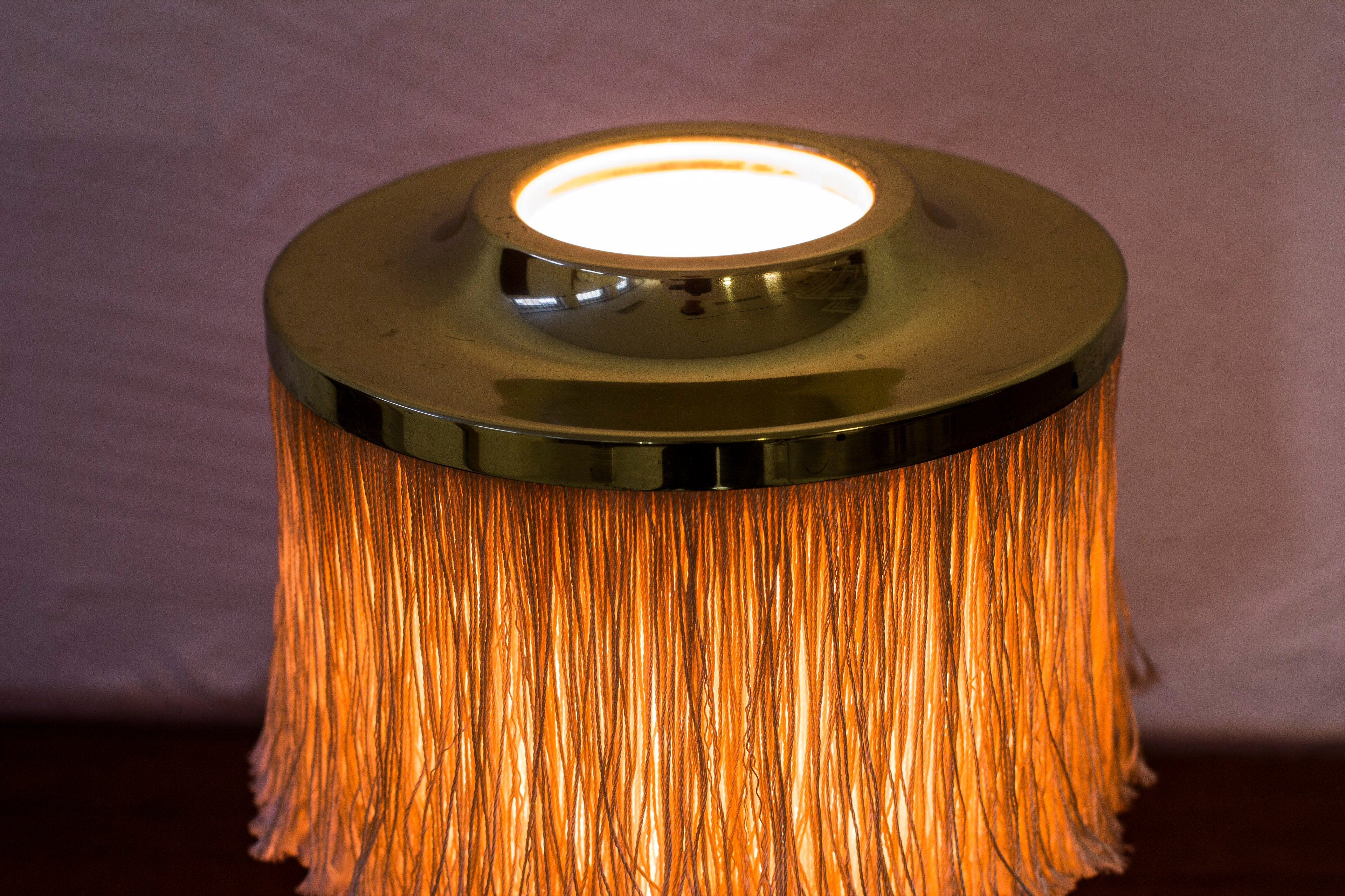 """Fringe""  B 145 table lamp by Hans Agne Jakobsson"